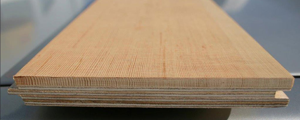 Canadian Made high quality thick fir harwood floor planks