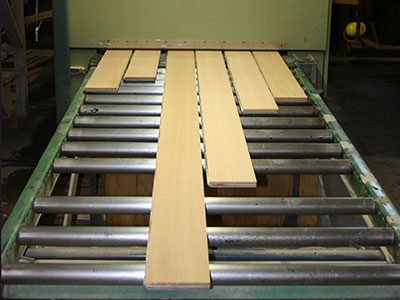 Canadian wood flooring manufacturer